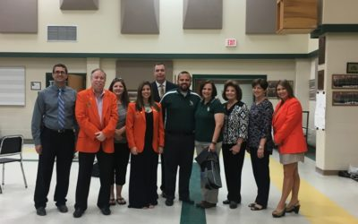 LCM CISD School District Employee of the Month