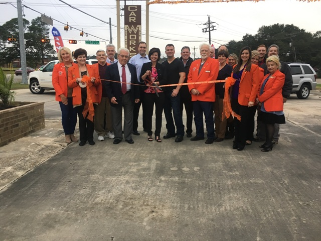 Ribbon Cutting: Carworks