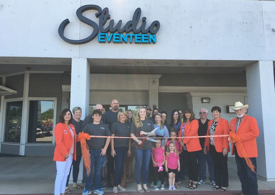 Ribbon Cutting: Studio Seventeen