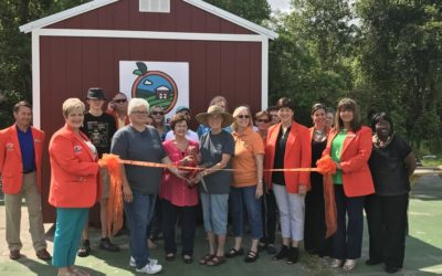 Ribbon Cutting: The Field of Plenty