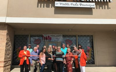 Ribbon Cutting: Merle Norman