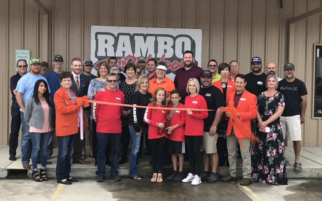 Ribbon Cutting: Rambo Outdoors