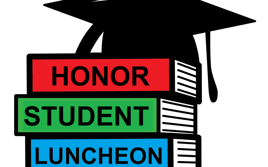 2019 Honor Student Luncheon